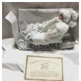 Heritage Signature Collection porcelain doll on