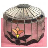 """14"""" stained glass Lamp Shade"""