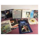 Lot of 45 Records Michael Jackson, Whitney