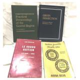 Lot of books – medical and more