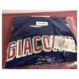 Autographed Ed Giacomin, Jersey- New York Rangers