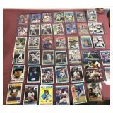 Lot of Various Baseball Cards, HOF