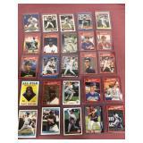 Lot of Various Baseball Cards