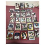 Lot of Various MLB Cards