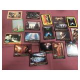Vintage Star Wars & Close Encounters trading cards