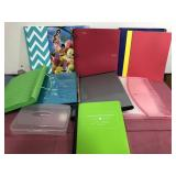 Binders, Organizers, and Folders School Supplies