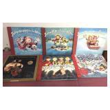 6 Hallmark Christmas Books