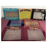 7 Magic Eye & Illusion Books