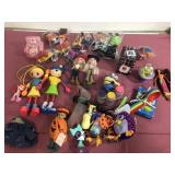 McDonalds Toys and Other Play Items