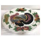 Large Turkey Platter-Made in Italy
