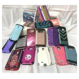 Lot of android phone cases, Cardinals, OtterBox