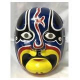 Cultural cardboard mask