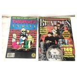 1988 Thrasher Comic and Return of The Beatles