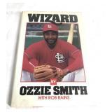 Ozzie Smith Book Wizard