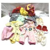 Vintage Cabbage Patch doll clothes –some of them