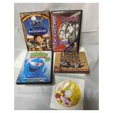 Kids singalong CDs and DVDs