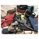 Large lot of miscellaneous purses