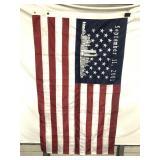 September 11th Commemorating Flag