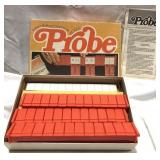 1976 Parker brothers Probe Game of Words-complete
