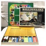 Vintage 1973 Parker Brothers Billionaire game –