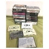 Cassettes from the 80s