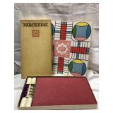 Vintage 1975 Parcheesi game – doesn