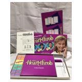 Vintage 1988 Milton Bradley Heartthrob Date game