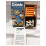 Vintage 1983 Parker Brothers Boggle game –