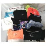 Lot of girls short sleeve and long sleeve