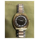 Vintage Gold Plated Hamilton Swiss Mens Watch