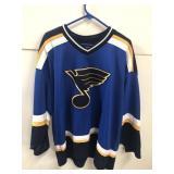 St. Louis Blues Hockey KOHO Jersey Size XXL