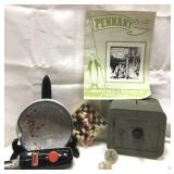 Lot of vintage stuff including local items –