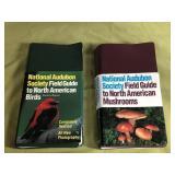2 National Audubon Society Field Guides. North