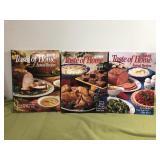 3 Taste of Home Annual Recipes- 1999, 2000 & 2001