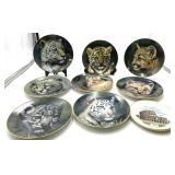 JOE EXOTIC SPECIAL! Tiger plate collection