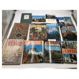 Travel Books From Europe