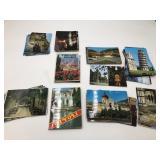 Souvenir Postcards from Europe