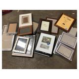 Lot of Picture Frames, Some Matching and New