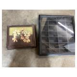 Shadow box and vanity box