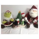3 Animated Christmas items