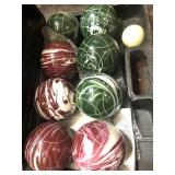 Regent Bocce Ball Set -With Case & Nice