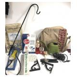 Lot of gardening and household items