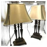 2 plug in lamps in good condition