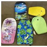 Lot of boogie boards