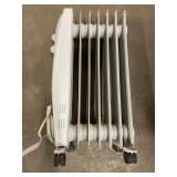 Utilitech rolling portable heater