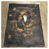 Unique Painting found rolled up in original
