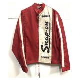 King Jack  Vintage Snap-On Tools Red & White