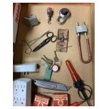 Misc. Household items, Power cords box cutter