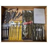 Craftsman Drill bits several different sets five