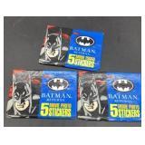 3-Sealed Topps Batman Returns